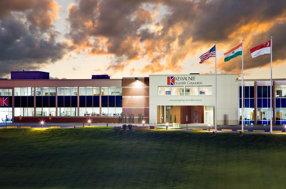 Kewaunee Scientific Corp