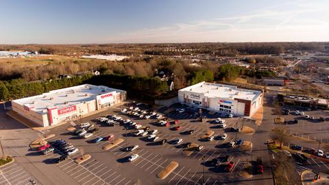 Statesville Retail Development