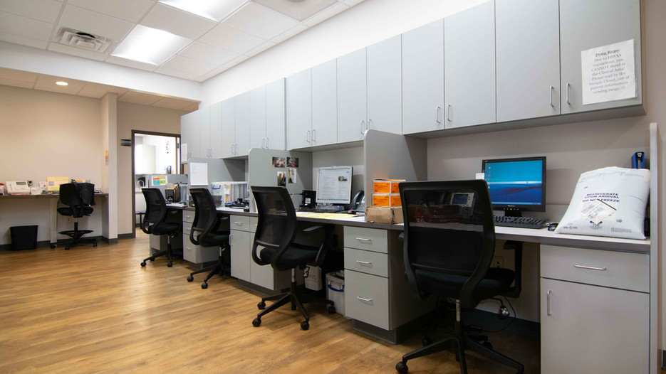 PHC: Endocrinology Building