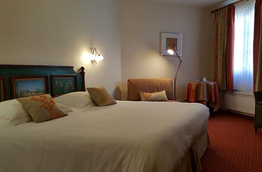 Chambre 101, hôtel winzenberg
