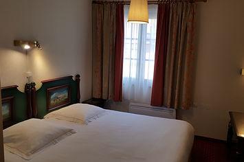 Hôtel Winzenberg, chambre 105