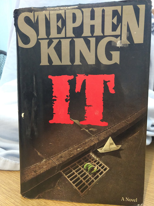 IT, Book by Stephen King