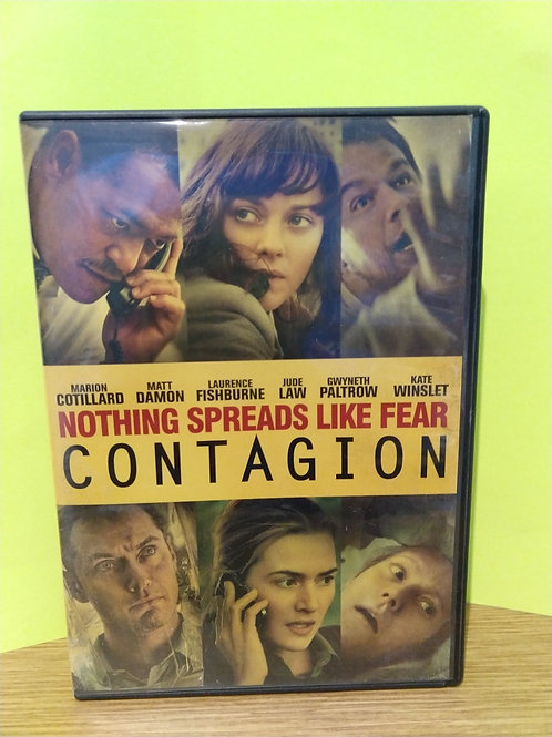 Contagion - 2011 Movie
