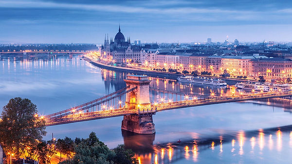 Budapest Überblick
