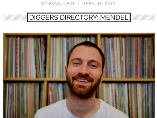 Mendel's Stamp the Wax Diggers Directory