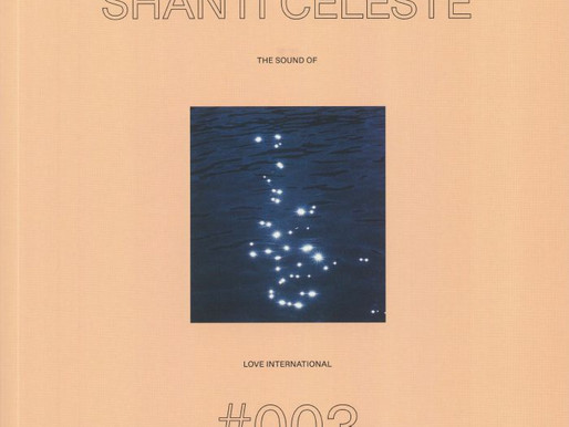 Mark Seven's cut 'Crank' featured by Shanti Celeste on The Sound of Love International 003