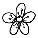 justyna flower doodle black.png