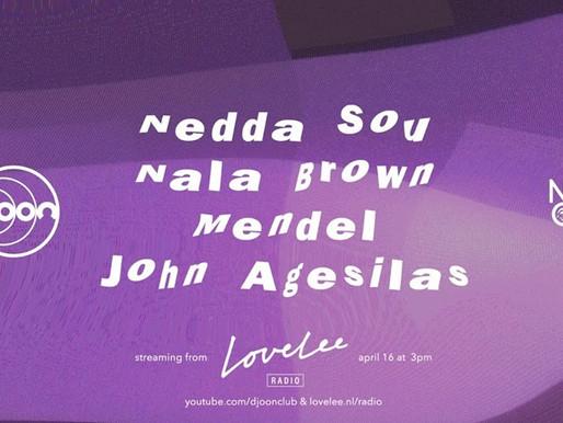 Listen back to Mendel & Nedda Sou's Night Owls shows