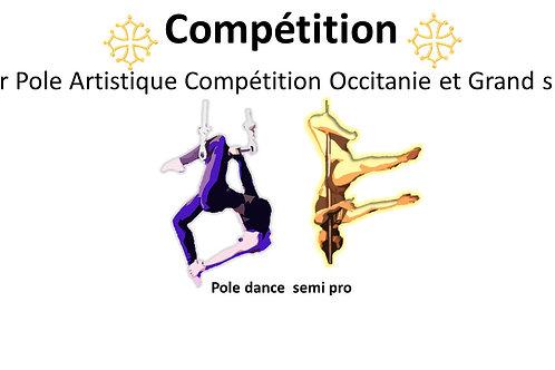 Pole Dance semi pro