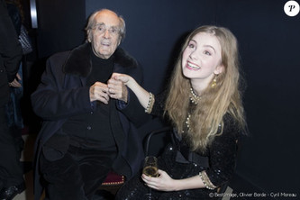 Avec Michel Legrand