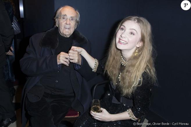 With Michel Legrand
