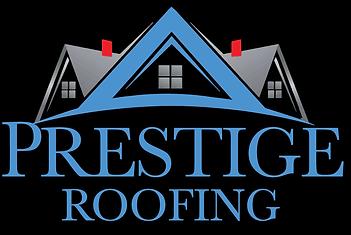 Prestige Roofing Logo Black Official-02.