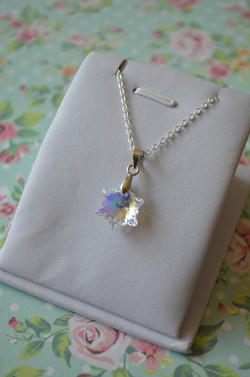 Crystal Edelweiss 14mm
