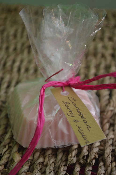 Caribbean Berry and Melon Soap