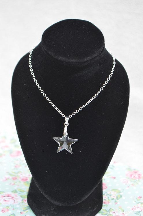 SW63 Swarovski Crystal Star