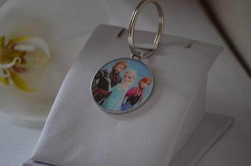 Frozen Key ring
