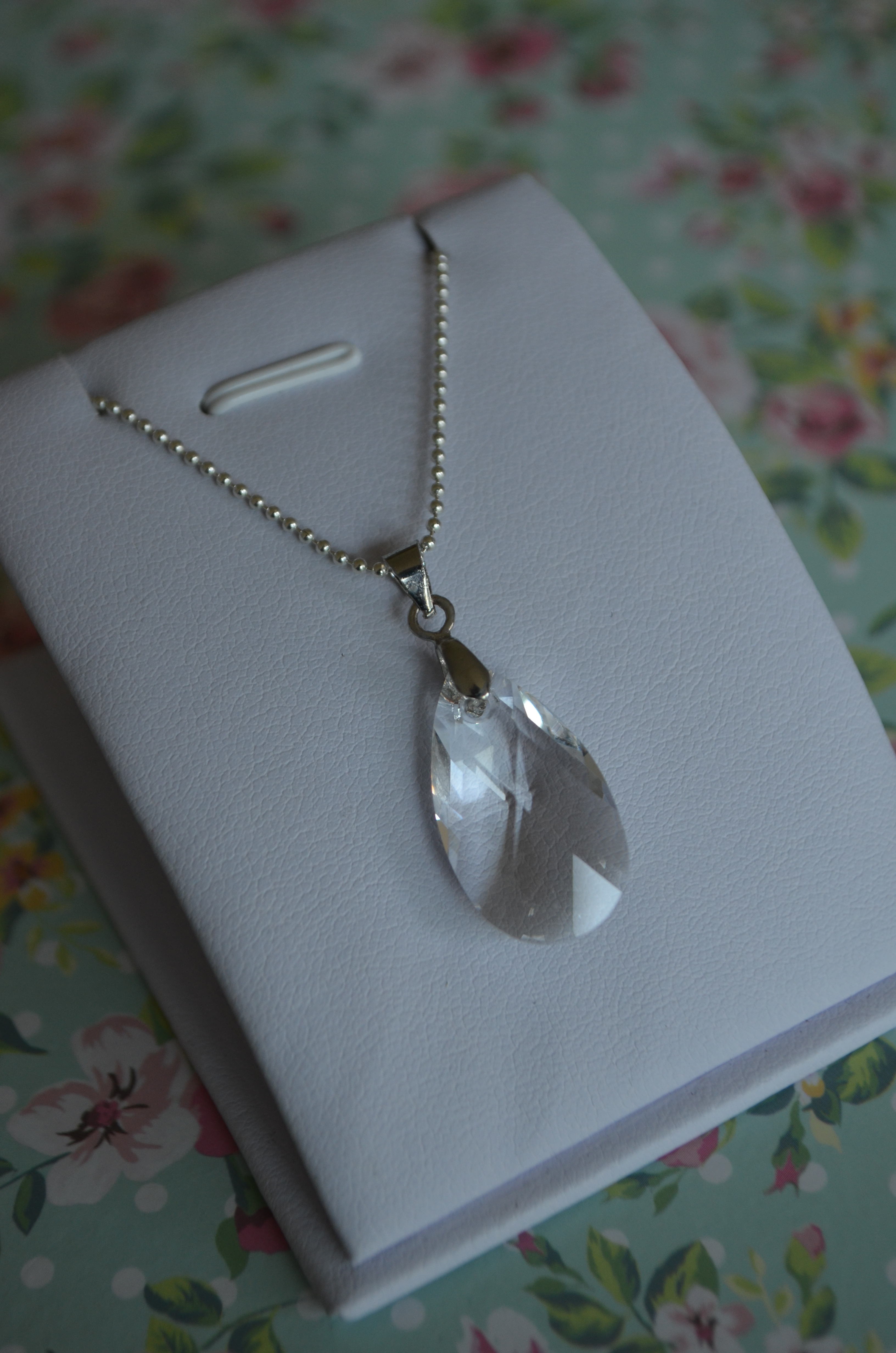 22mm Crystal Drop