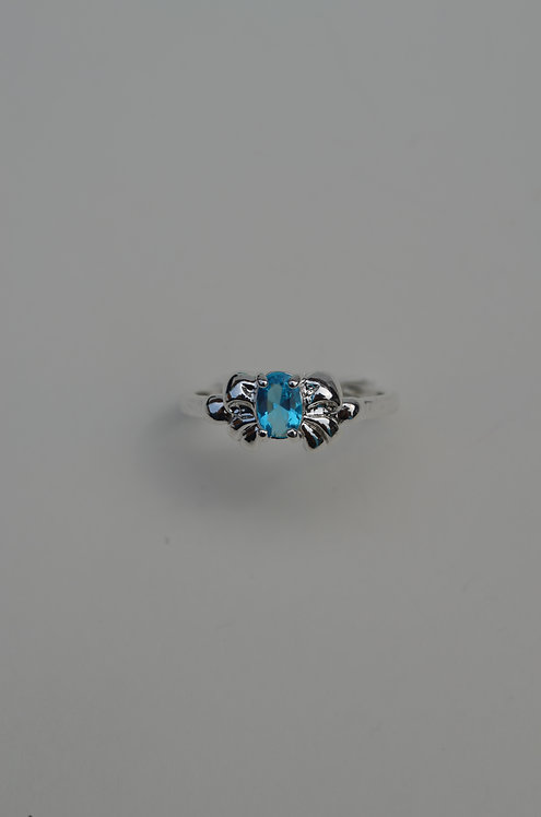 Costume Ring Sterling Silver