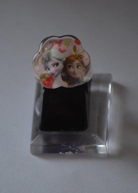 Anna & Elsa Ring