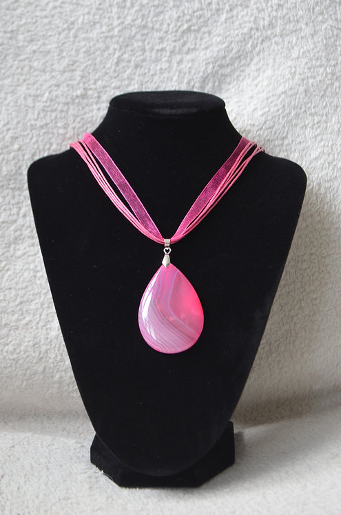Agate Necklace AG129
