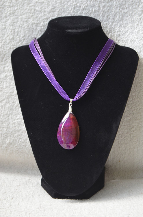 Agate Necklace AG127