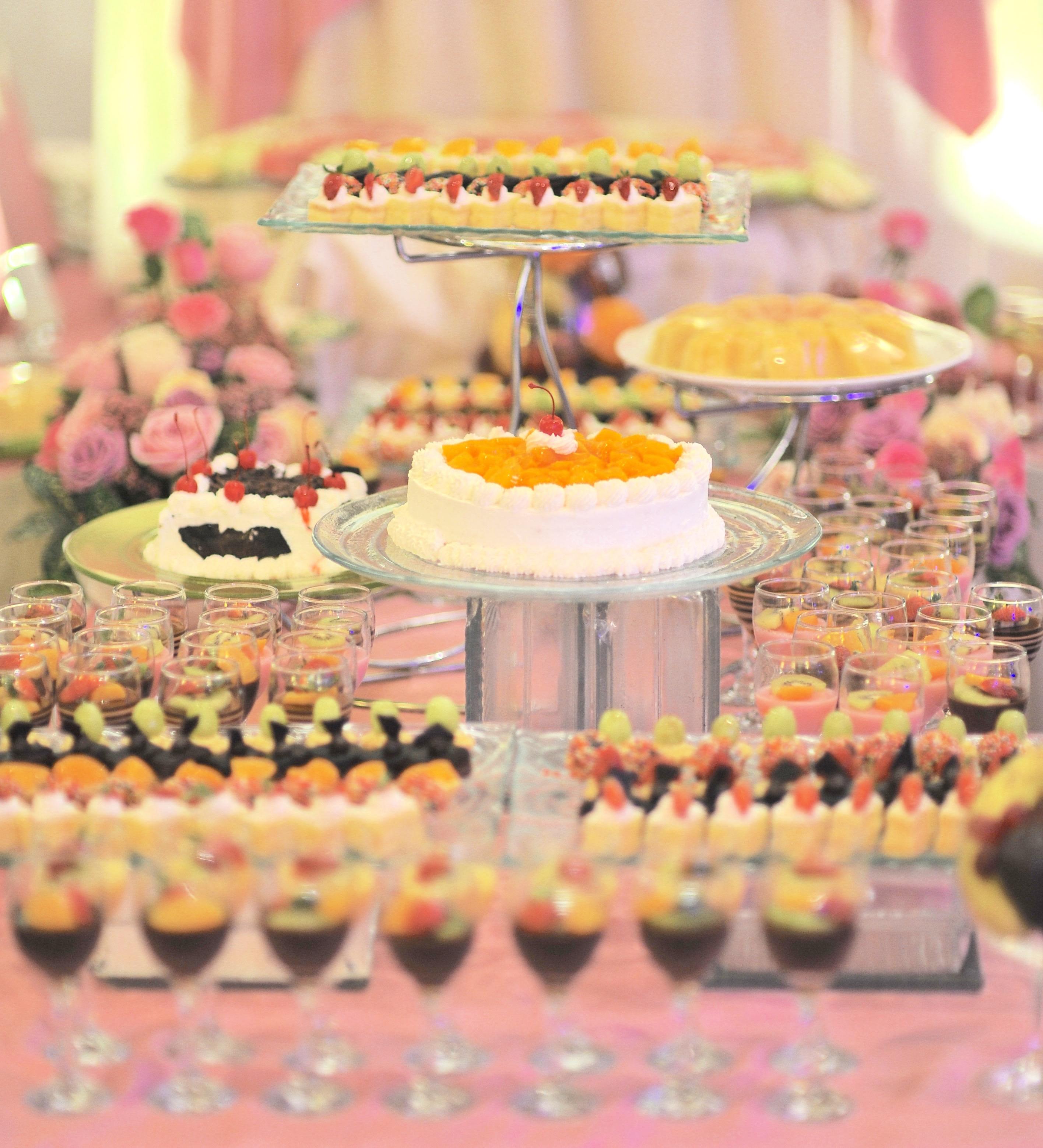 Penataan Dessert Exclusive 2