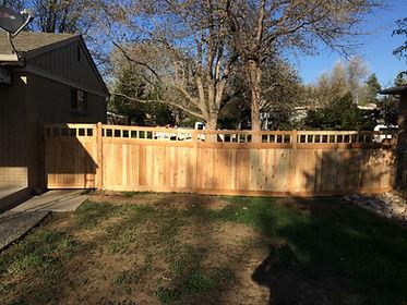 HandySmith LLC fence install