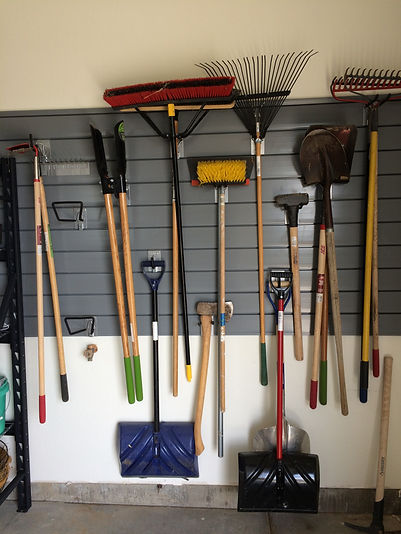 HandySmith LLC garage organization