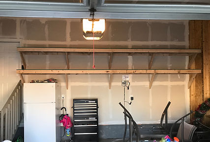 HandySmith LLC garage storage