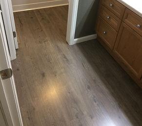 HandySmith LLC laminate floor install