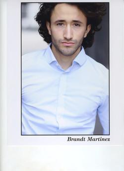 Brandt Martinez