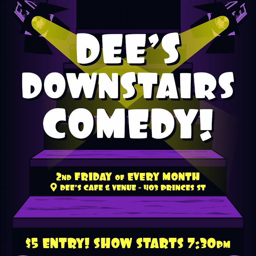 Dee's Downstairs Comedy