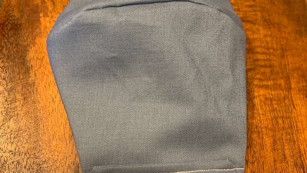 Cloth Face Mask in Blue