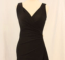 Showcase Black Tango Dress