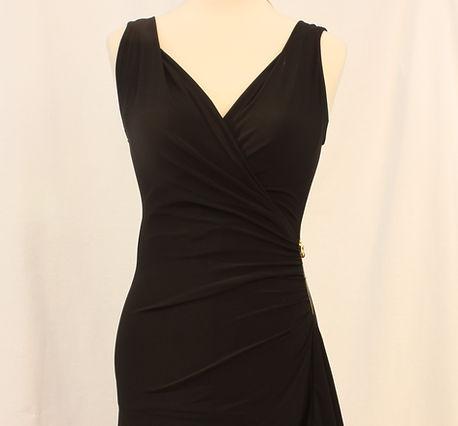 Showcase Black Tango Dress