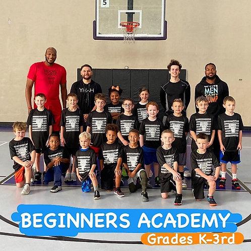 Beginners Skill Academy (K-3 grade)