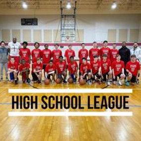 Boys High School League & Academy (Grades 9-12)
