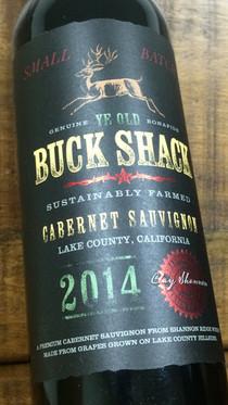 Buck Shack Caberbet Sauvignon