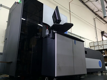 HP Digital Press Installed