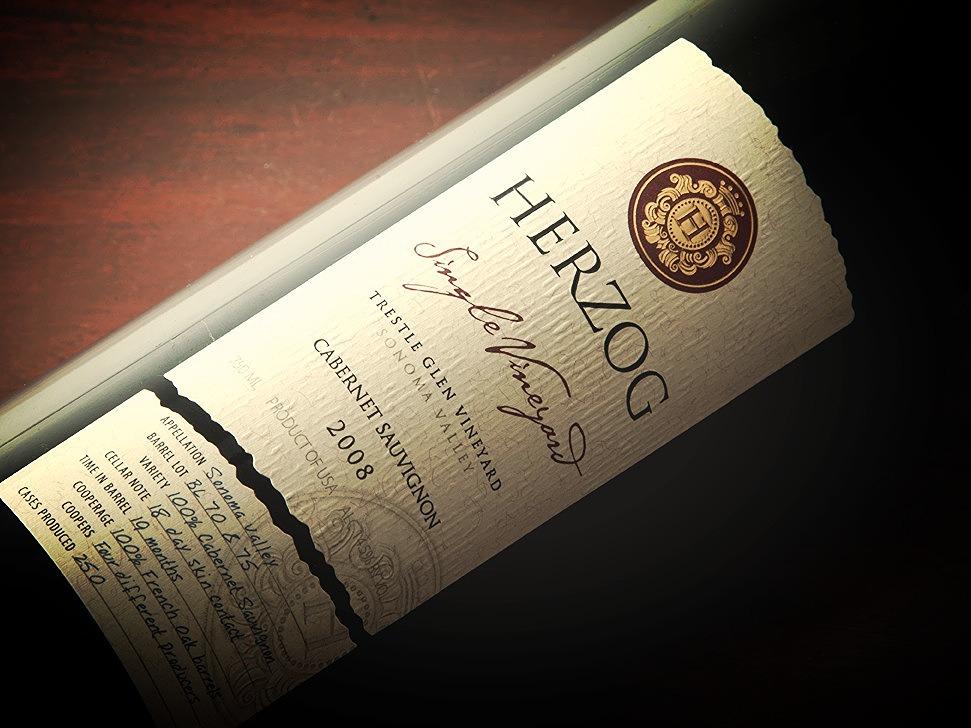 Herzog Single Vineyard