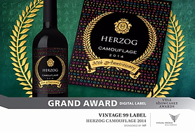 Vintage 99 Grand Award