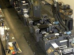 Waterless Offset Press