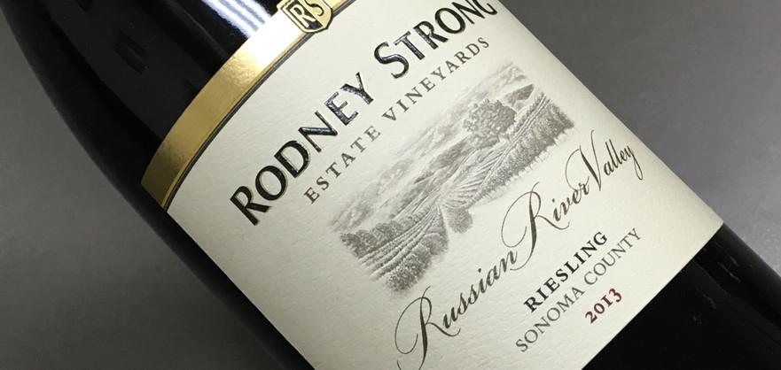 Rodney Strong Label