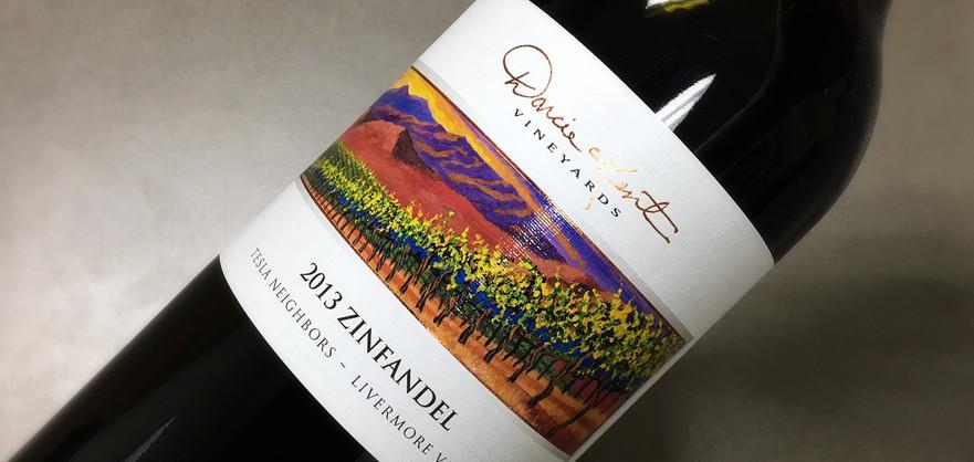 Vineyards 2013 zinfandel