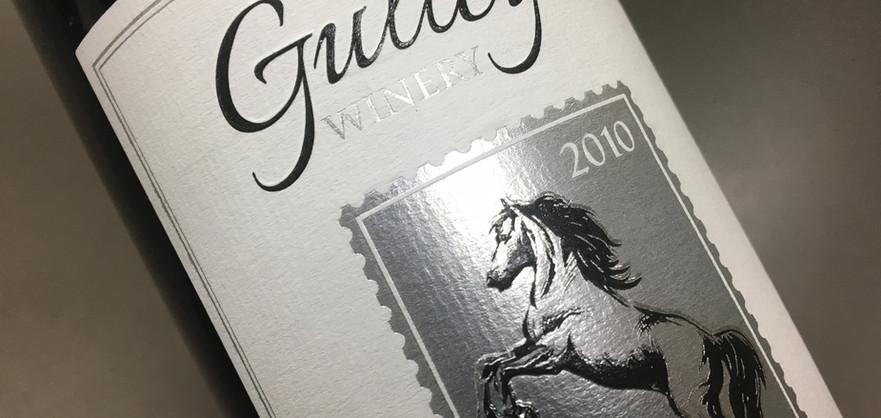 Gulleyan 2010 Label