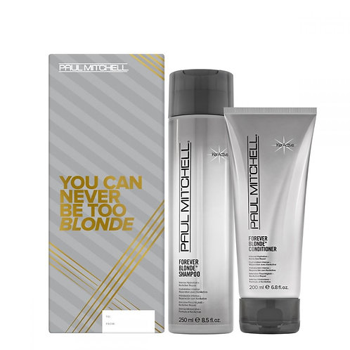Paul Mitchell Forever Blonde Holiday Gift Set
