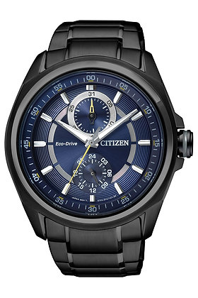 Citizen Watch Bracelet Black Ion SS Part # 59-S05646 With Band to Case Pins