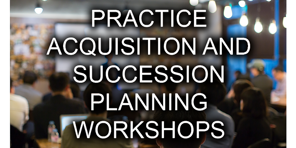 Providence Practice Acquisition and Succession Planning