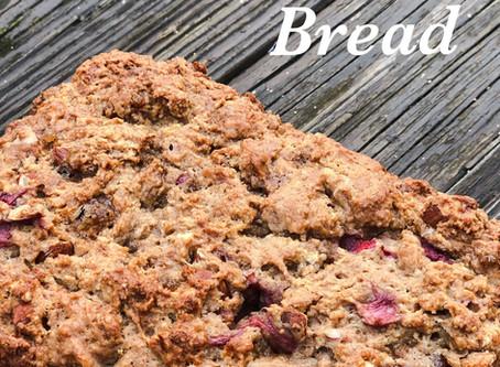 Healthy Strawberry Bread