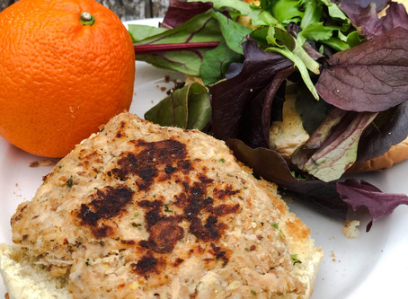 Easy Canned Salmon Burgers Your Kids Will Love